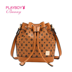 PLAYBOY BUNNY LADIES SLING BAG HEAVENLY
