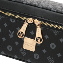 Load image into Gallery viewer, PLAYBOY BUNNY LADIES TOP HANDLE SLING BAG HARLEIGH