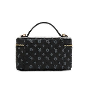 PLAYBOY BUNNY LADIES TOP HANDLE SLING BAG HARLEIGH