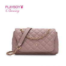 Load image into Gallery viewer, PLAYBOY BUNNY LADIES CHAIN SLING BAG ELINA