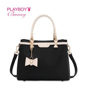 PLAYBOY BUNNY LADIES TOP HANDLE SLING BAG ESPERANZA