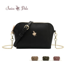 Load image into Gallery viewer, SWISS POLO LADIES CHAIN SLING BAG NALANI