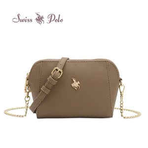 SWISS POLO LADIES CHAIN SLING BAG NALANI