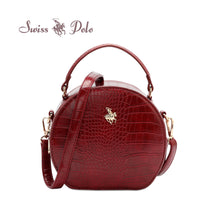 Load image into Gallery viewer, SWISS POLO LADIES TOP HANDLE SLING BAG NAYELI