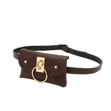 Load image into Gallery viewer, SWISS POLO LADIES CHAIN SLING BAG/WAIST BAG PAULA