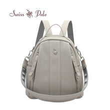 Load image into Gallery viewer, SWISS POLO LADIES BACKPACK/SLING BAG ROYALTY
