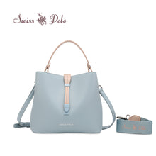 Load image into Gallery viewer, SWISS POLO LADIES TOP-HANDLE SLING BAG RENATA