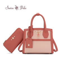 Load image into Gallery viewer, SWISS POLO 2 IN 1 LADIES BAG LONDYN