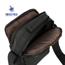 Load image into Gallery viewer, SWISS POLO SLING BAG SXC 9800-1 BLACK