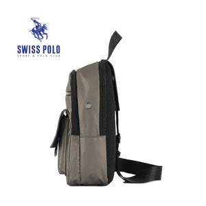 SWISS POLO CHEST BAG SXG 7104-2 GOLD