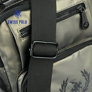 SWISS POLO SLING BAG SXD 0223-2 GOLD