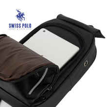 Load image into Gallery viewer, SWISS POLO CHEST BAG SXE 7107-1 BLACK