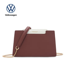 Load image into Gallery viewer, VOLKSWAGEN LADIES CHAIN SLING BAG JUNIPER