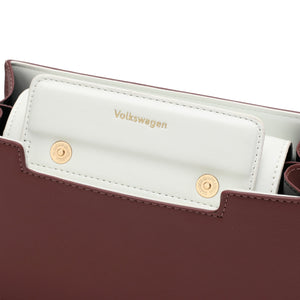 VOLKSWAGEN LADIES CHAIN SLING BAG JUNIPER