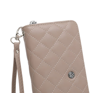 VOLKSWAGEN LADIES RFID LONG PURSE JACQUELINE