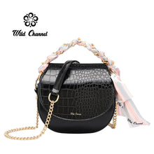 Load image into Gallery viewer, WILD CHANNEL LADIES CHAIN SLING BAG GABRIELLA