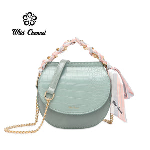 WILD CHANNEL LADIES CHAIN SLING BAG GABRIELLA