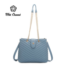 Load image into Gallery viewer, WILD CHANNEL LADIES TOTE SLING BAG GABRIELA