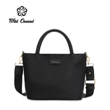 Load image into Gallery viewer, WILD CHANNEL LADIES WATER RESISTANT TOP HANDLE SLING BAG HARLEE