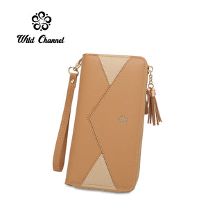 WILD CHANNEL LADIES RFID LONG PURSE FELICITY