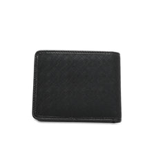 Load image into Gallery viewer, WILD CHANNEL RFID SHORT WALLET NW 005-4 BLACK