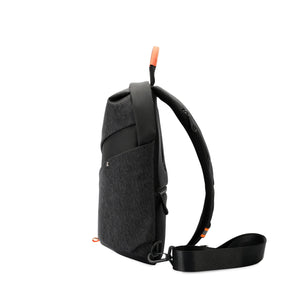 PLAYBOY WATER RESISTANCE CHEST BAG PKX 907 BLACK