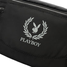 Load image into Gallery viewer, PLAYBOY WAIST BAG PLJ 703 BLACK