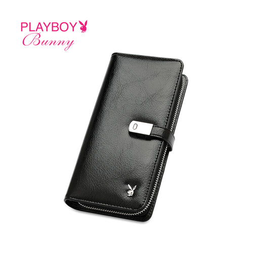 PLAYBOY BUNNY LADIES LONG PURSE DELLA