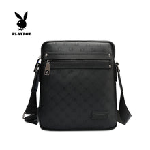 Load image into Gallery viewer, PLAYBOY MONOGRAM SLING BAG PLD 159-2 BLACK