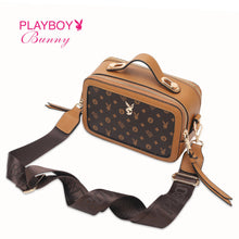 Load image into Gallery viewer, PLAYBOY BUNNY LADIES MONOGRAM SLING BAG EVERLEIGH