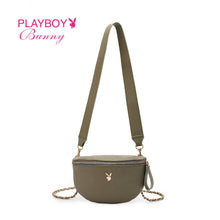 Load image into Gallery viewer, PLAYBOY BUNNY LADIES WAIST BAG/SLING BAG ADALYNN