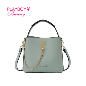 PLAYBOY BUNNY LADIES HANDBAG / SLING BAG CADENCE