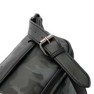PLAYBOY WAIST BAG PLH 6031 ARMY GREY