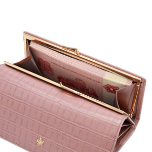 SWISS POLO LADIES LONG PURSE PARIS