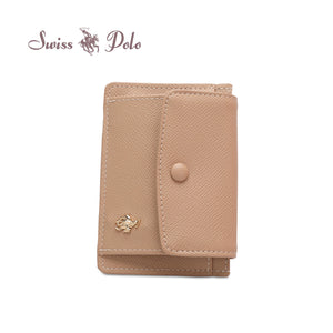SWISS POLO LADIES COIN / CARD HOLDER HALLE