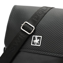 Load image into Gallery viewer, SWISS POLO SLING BAG SWQ 7123-3 BLACK
