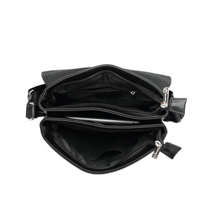 SWISS POLO SLING BAG SWQ 7123-3 BLACK