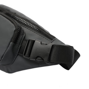 SWISS POLO WATER RESISTANT WAIST BAG SXK 6700-1 BLACK