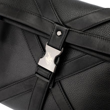 Load image into Gallery viewer, SWISS POLO GENUINE LEATHER SLING BAG SXL 9211 BLACK