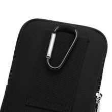Load image into Gallery viewer, SWISS POLO POUCH SXN 015 BLACK