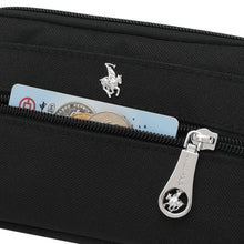 Load image into Gallery viewer, SWISS POLO POUCH SXN 068 BLACK