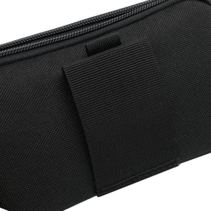 SWISS POLO POUCH SXN 090 BLACK
