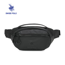 Load image into Gallery viewer, SWISS POLO WAIST BAG SXN 1518 BLACK