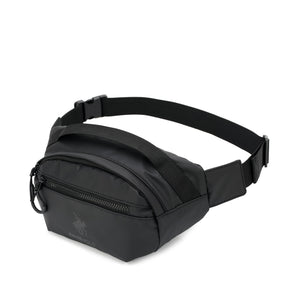 SWISS POLO WAIST BAG SXN 1518 BLACK