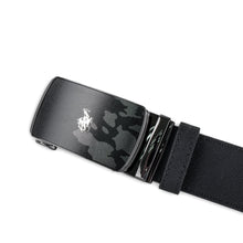 Load image into Gallery viewer, SWISS POLO 40MM LEATHER AUTOMATIC BELT WAB 450-2 BLACK