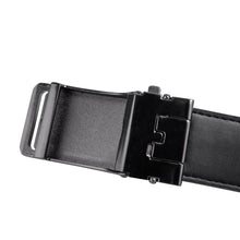 Load image into Gallery viewer, SWISS POLO 40MM AUTOMATIC BELT WAB 452-3 BALCK