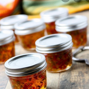 TINA'S PEPPER JELLY