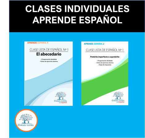 Clases Individuales Libro 1