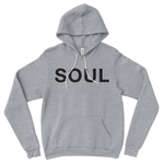 Classic Hoodie - Heather Grey & Black