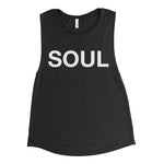 Black & White Women's Tank